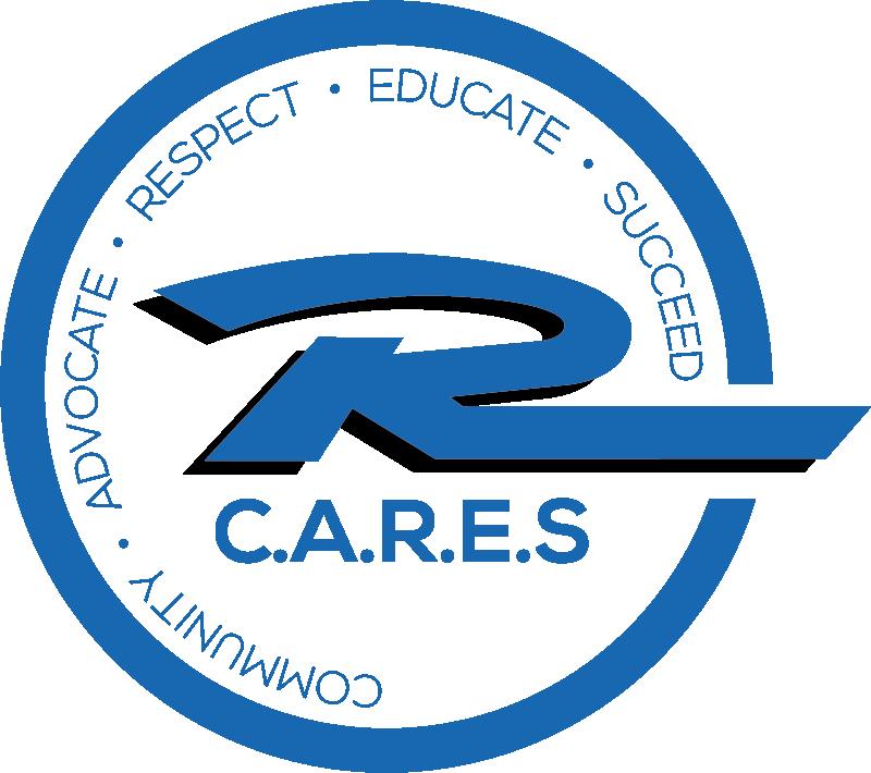 Rush CARES Logo